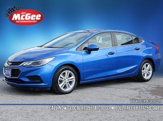Used 2016 Chevrolet Cruze LT Auto 1.4L Turbo, New Body, Sunroof, Push Start, Htd Bkts, Bose, 16