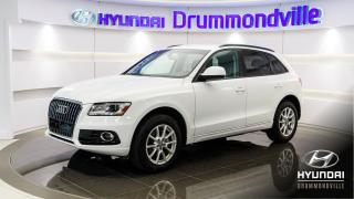 Used 2014 Audi Q5 KOMFORT QUATTRO + MAGS + CUIR + CRUISE ! for sale in Drummondville, QC