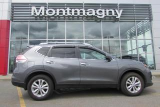 Used 2016 Nissan Rogue SV , Traction avant CAMÉRA DE REC for sale in Montmagny, QC