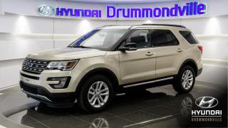 Used 2017 Ford Explorer XLT+ TOIT PANO + CAMERA + MAGS + WOW !! for sale in Drummondville, QC
