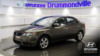 Used 2010 Kia Forte EX + MAGS + CRUISE + BLUETOOTH + WOW !! for sale in Drummondville, QC