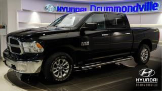 Used 2013 RAM 1500 SLT + CREW CAB + 4WD + CAMERA + MAGS + A for sale in Drummondville, QC