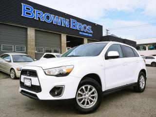 Used 2013 Mitsubishi RVR SE, LOCAL, ACCIDENT FREE for sale in Surrey, BC