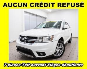 Used 2015 Dodge Journey LIMITED SIÈGES CHAUFFANTS TOIT OUVRANT *7 PLACES* for sale in Mirabel, QC