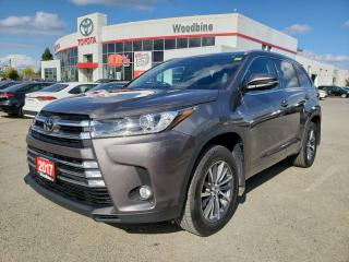 Used 2017 Toyota Highlander XLE AWD for sale in Etobicoke, ON