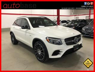 Used 2017 Mercedes-Benz GL-Class GLC43 AMG 4MATIC HUD DISTRONIC PREMIUM PLUS AMG NIGHT for sale in Vaughan, ON