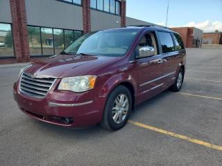 Used 2008 Chrysler Town & Country 4dr Wgn Limited for sale in Scarborough, ON