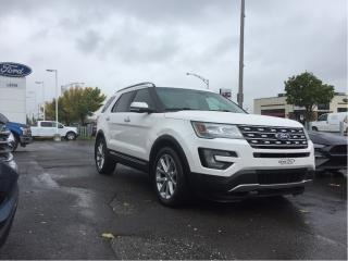 Used 2017 Ford Explorer LIMITED for sale in Lévis, QC