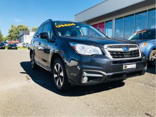 Used 2017 Subaru Forester 2.5 Touring for sale in Lévis, QC