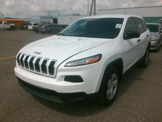 Used 2015 Jeep Cherokee Traction avant, 4 portes, Sport for sale in Prevost, QC