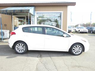 Used 2016 Kia Forte5 Voiture à hayon, 5 portes, boîte automat for sale in Prevost, QC