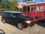 Photo of Burgundy 2009 Ford Flex