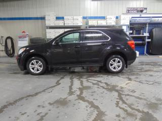 Used 2012 Chevrolet Equinox LS for sale in Amos, QC