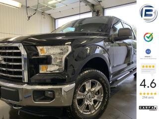 Used 2016 Ford F-150 SUPERCREW XLT for sale in St-Hyacinthe, QC