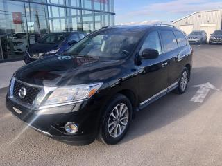 Used 2014 Nissan Pathfinder SL, AWD, CERTIFIE, MAGS for sale in Lévis, QC