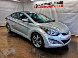 Used 2015 Hyundai Elantra GLS for sale in Drummondville, QC