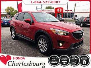 Used 2015 Mazda CX-5 GS AWD**TOIT OUVRANT** for sale in Charlesbourg, QC