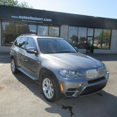 Used 2012 BMW X5 35D XDRIVE **NAVIGATION/GPS** for sale in St-Hubert, QC