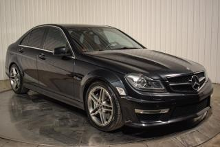 Used 2012 Mercedes-Benz C-Class 63 AMG TOIT NAV for sale in St-Hubert, QC