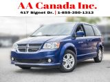 Photo of Blue 2018 Dodge Grand Caravan