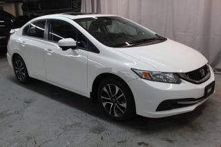 Used 2015 Honda Civic **EX (TOIT,MAGS,FOG) for sale in St-Constant, QC