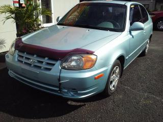 Used 2003 Hyundai Accent GS 3 portes automatique 8 pneus 142,500 for sale in St-Charles-Borromée, QC