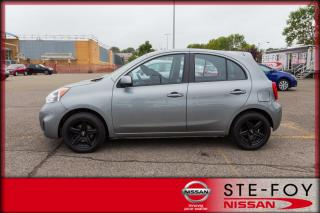 Used 2015 Nissan Micra SV * Automatique * 41$/semaines * for sale in Ste-Foy, QC