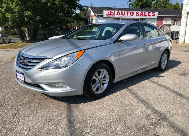 2012 Hyundai Sonata Comes Certified/Automatic/Accident Free/Bluetooth