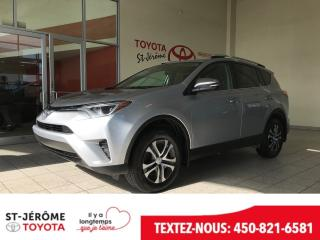 Used 2016 Toyota RAV4 * LE * AWD * CAMÉRA * SIÈGES CHAUFF for sale in Mirabel, QC