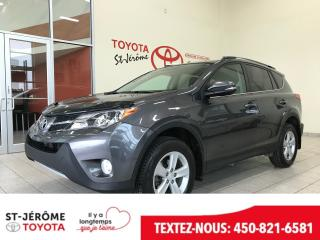 Used 2014 Toyota RAV4 * XLE * TOIT * AWD * MAGS * for sale in Mirabel, QC