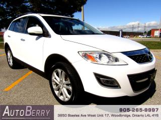 Used 2011 Mazda CX-9 GT - AWD - NAVI - Bluetooth for sale in Woodbridge, ON