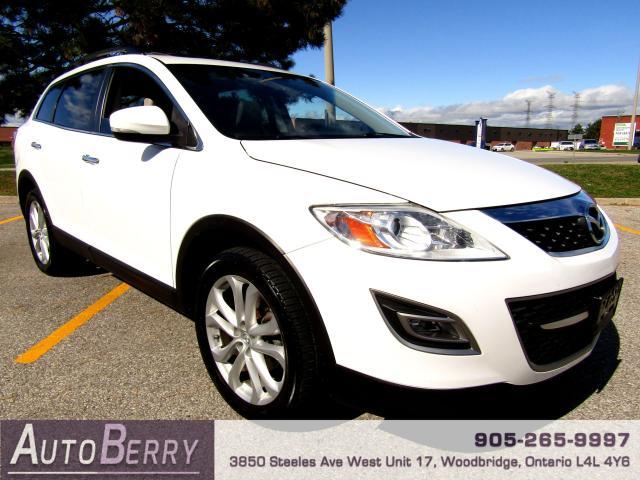 2011 Mazda CX-9 GT - AWD - NAVI - Bluetooth