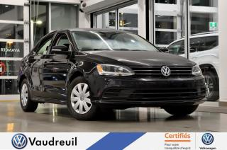 Used 2016 Volkswagen Jetta 1.4 TSI Trendline+ * AUTOMATIQUE * APP-C for sale in Vaudreuil-Dorion, QC