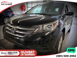 Used 2014 Honda CR-V *LX*AWD*CAMÉRA*AIR*CRUISE* for sale in Québec, QC