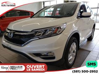 Used 2016 Honda CR-V *SE*AIR*AWD*CAMÉRA DE RECUL* for sale in Québec, QC