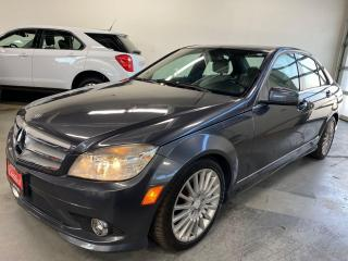 Used 2010 Mercedes-Benz C-Class C 250 4Matic Taupe Lthr for sale in North York, ON