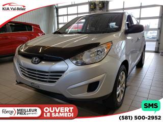 Used 2010 Hyundai Tucson *GL*AWD*BLUETOOTH*CRUISE*AIR* for sale in Québec, QC