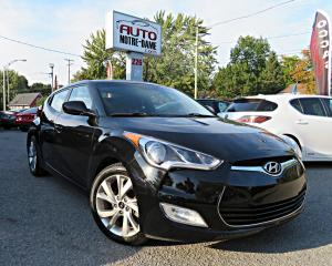 Used 2016 Hyundai Veloster SE MAGS A/C CAMERA DE RECUL for sale in Repentigny, QC