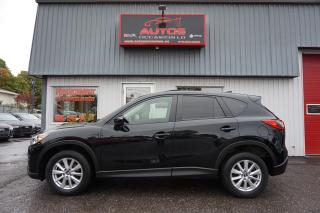 Used 2016 Mazda CX-5 GS AWD SKYACTIV AUTO TOIT OUVRANT CAMERA 112 782 for sale in Lévis, QC