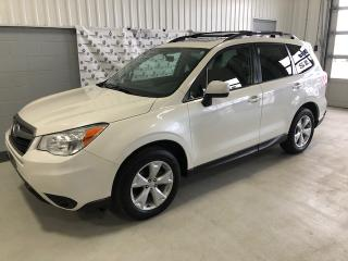 Used 2016 Subaru Forester TOURING Manuel (79$ par sem)* for sale in Chicoutimi, QC