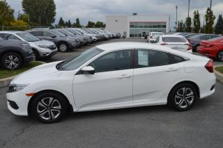 Used 2017 Honda Civic LX ***kilométrage certifié *** for sale in Longueuil, QC
