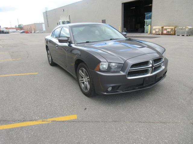 2013 Dodge Charger POLICE PACKAGE