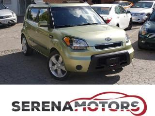 Used 2010 Kia Soul 2u | MANUAL | HEATED SEATS | BLUETOOTH | ONE OWNER for sale in Mississauga, ON