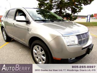 Used 2008 Lincoln MKX AWD - 3.5L for sale in Woodbridge, ON