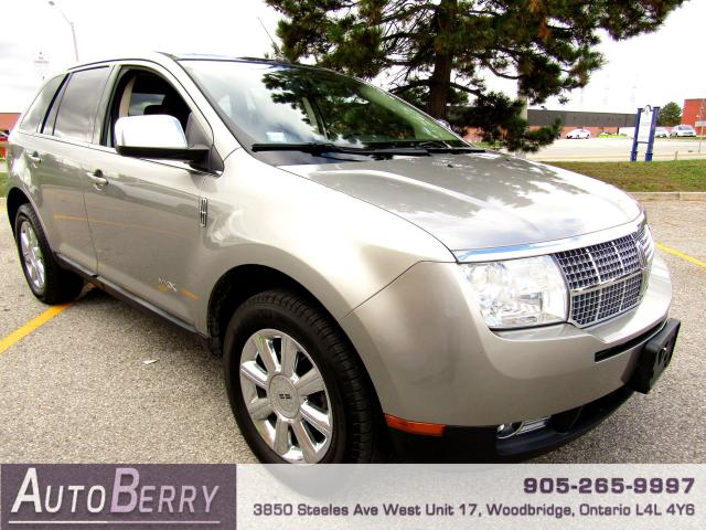 2008 Lincoln MKX AWD - 3.5L