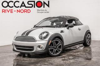 Used 2012 MINI Cooper MAGS+SIEGES.CHAUFFANTS+BLUETOOTH for sale in Boisbriand, QC