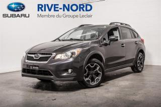 Used 2015 Subaru XV Crosstrek Limited NAVI+CUIR+TOIT.OUVRANT for sale in Boisbriand, QC