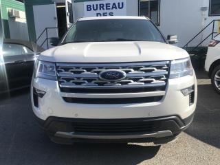 Used 2019 Ford Explorer XLT, quatre roues motrices Cuir Toit pan for sale in St-Eustache, QC