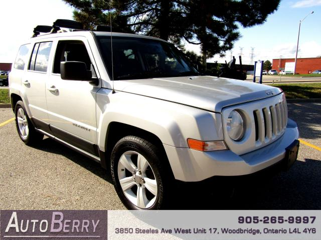 2011 Jeep Patriot North Edition - 2.4L - FWD
