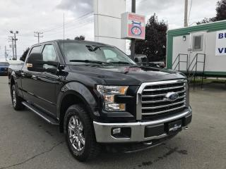 Used 2015 Ford F-150 XLT XTR 5,0L GPS for sale in St-Eustache, QC